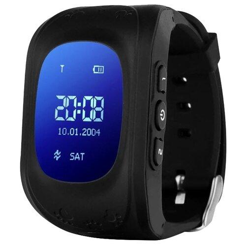 Фото - Детские умные часы c GPS Smart Baby Watch Q50 черный детские умные часы smart baby watch fa27t черный