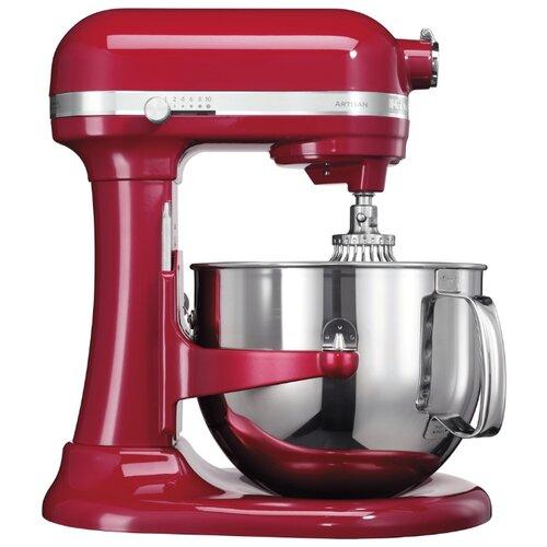 Миксер KitchenAid 5KSM7580XEER, красный kitchenaid миксер ручной серебристый 5khm9212ecu kitchenaid