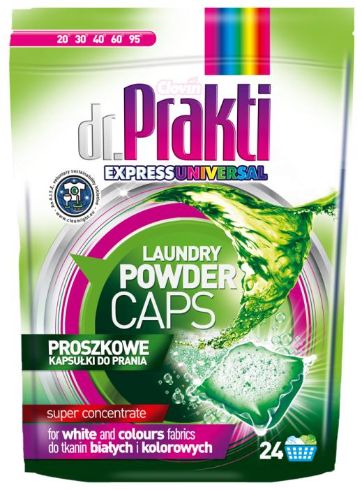 Капсулы Dr.Prakti Express Universal