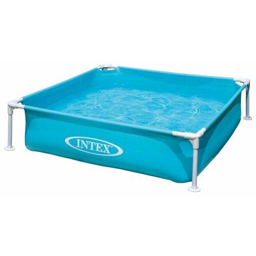 Детский бассейн Intex Mini Frame 57173 intex бассейн каркасный ultra frame pool