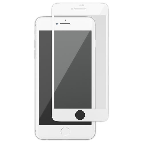 Защитное стекло uBear Nano Shield для Apple iPhone 7/8 белый защитное стекло ubear 3d shield для apple iphone 7 8 белый