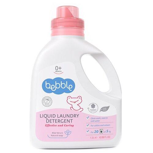 Жидкость Bebble для детских вещей, 1.3 л, бутылка
