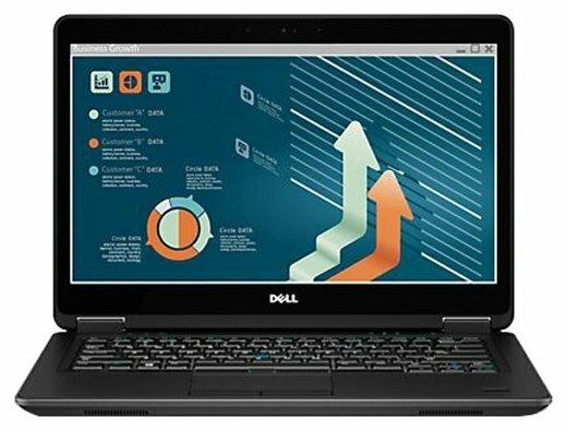 """Ноутбук DELL LATITUDE E7440 (Core i5 4300U 1900 Mhz/14""""/1920x1080/16Gb/980Gb/DVD нет/Intel HD Graphics 4400/Wi-Fi/Win 8 Pro 64)"""