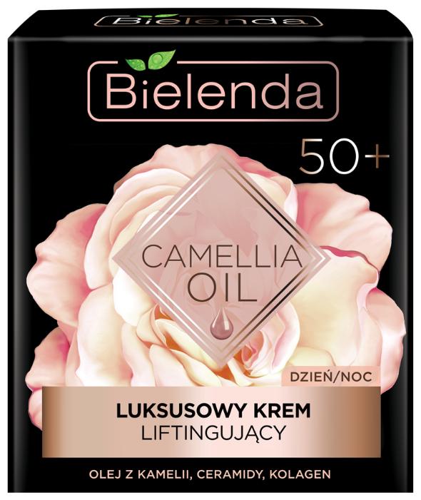 Крем концентрат Bielenda Camellia Oil подтягивающий
