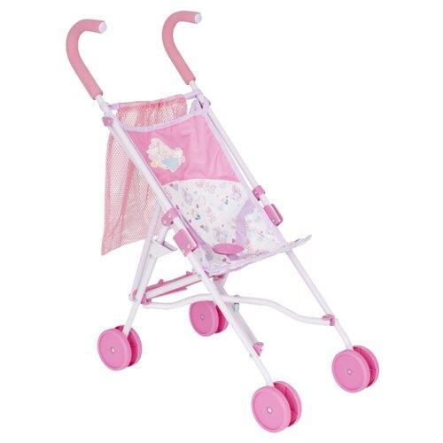 Купить Прогулочная коляска Zapf Creation Baby Born (1423569) розовый, Коляски для кукол