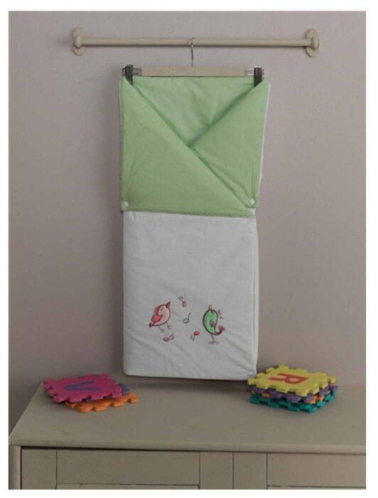 Конверт одеяло Kidboo Singer Birds 90 см