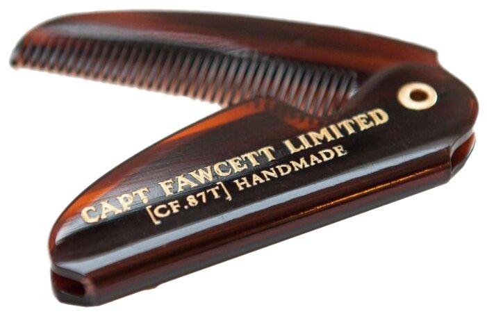 Расческа для усов Captain Fawcett CF.87T складная