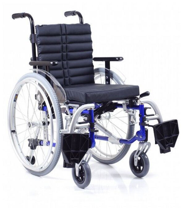 Кресло-коляска механическое Ortonica Puma, ширина сиденья: 405 мм