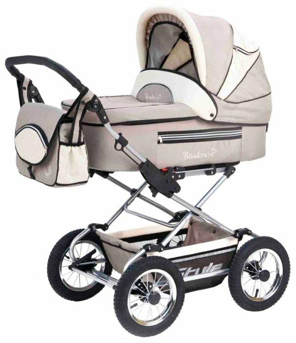 Универсальная коляска Reindeer Style Len (2 в 1)