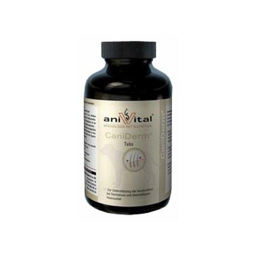 Витамины Anivital CaniDerm 140 г 60 шт.