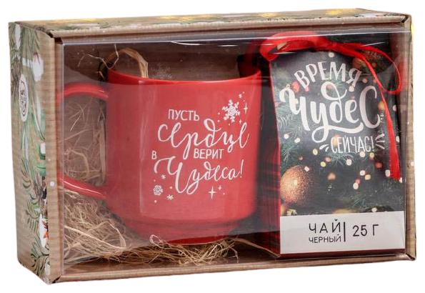 Купить Подарочный набор Фабрика Счастья Сердце верит в чудеса (5101317) по низкой цене с доставкой из Яндекс.Маркета (бывший Беру)