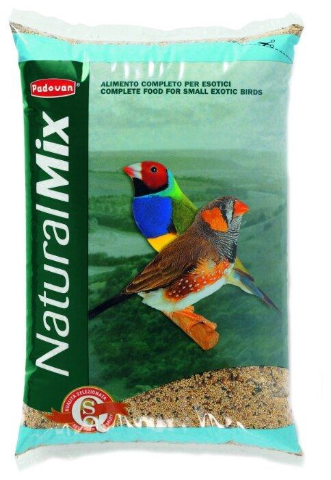 Padovan корм Naturalmix esotici для экзотических птиц
