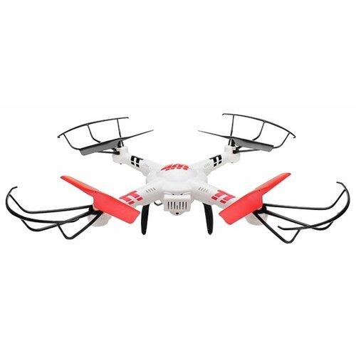 Квадрокоптер WL Toys V686 белый пульт управления wl toys v911 rc