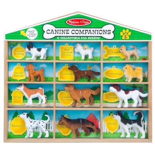 Фигурки Melissa & Doug Canine Companions 9404 фигурки melissa