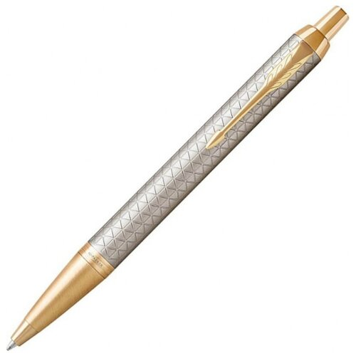 PARKER шариковая ручка IM Premium K323, синий цвет чернил