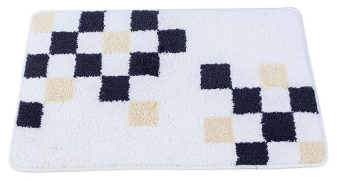 Набор ковриков для ванной комнаты Beige Landscape 60х90 и 50х50 см
