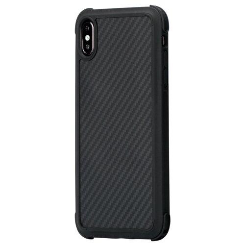 Купить Чехол Pitaka MagCase PRO (кевлар) для Apple iPhone Xs Max черно-серый в полоску