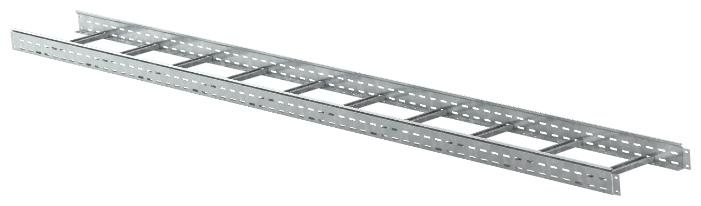 Лоток кабельный лестничный IEK LLK1-080-200-M-HDZ 80 х 200 х 3000 мм