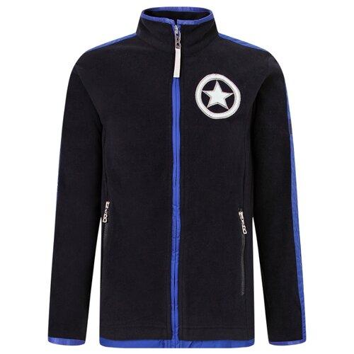 Олимпийка Bogner размер 110, синий куртка bogner куртка
