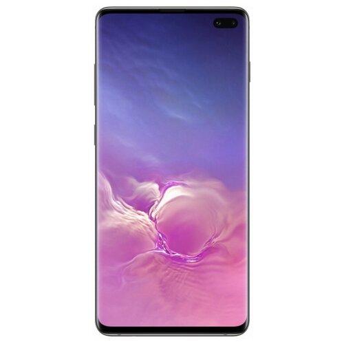 Смартфон Samsung Galaxy S10+ 8/128GB оникс (SM-G975FZKDSER) смартфон samsung galaxy s10 8 128gb sm g975f red