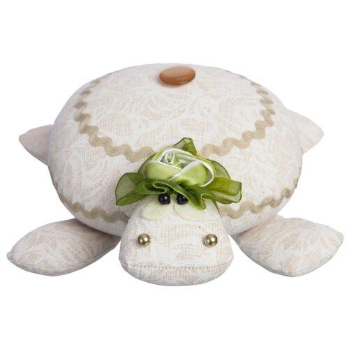 Малиновый слон Набор для изготовления мягкой игрушки Черепашка Зефирка (ТК-028)Изготовление кукол и игрушек<br>