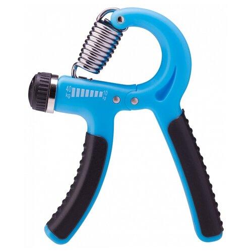 Эспандер кистевой Starfit ES-302 14 х 11.5 см синий/черный эспандер лента starfit es 801 23 68кг 208 х 6 4 см фиолетовый