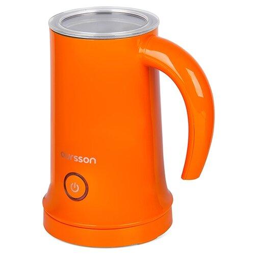 Вспениватель для молока Oursson MF2005 orange вспениватель для молока oursson mf2005 orange