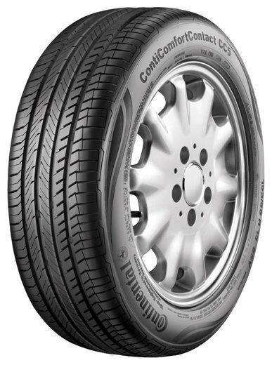 Автомобильная шина Continental ComfortContact - 5 315/35 R20 110Y летняя