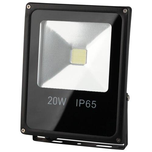 Прожектор светодиодный 20 Вт ЭРА LPR-20-6500К-М