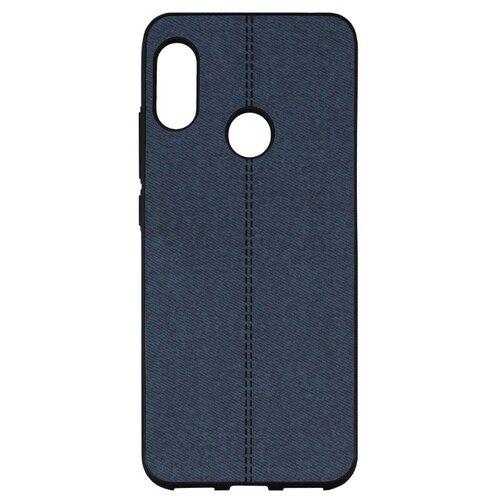 Чехол Volare Rosso Jeans для Xiaomi Mi A2 Lite синий