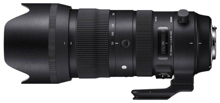 Объектив Sigma 70-200mm f/2.8 DG OS HSM Sports Canon EF