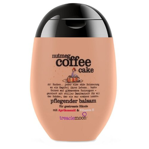 Купить Крем для рук Treaclemoon Nutmeg coffee cake 75 мл