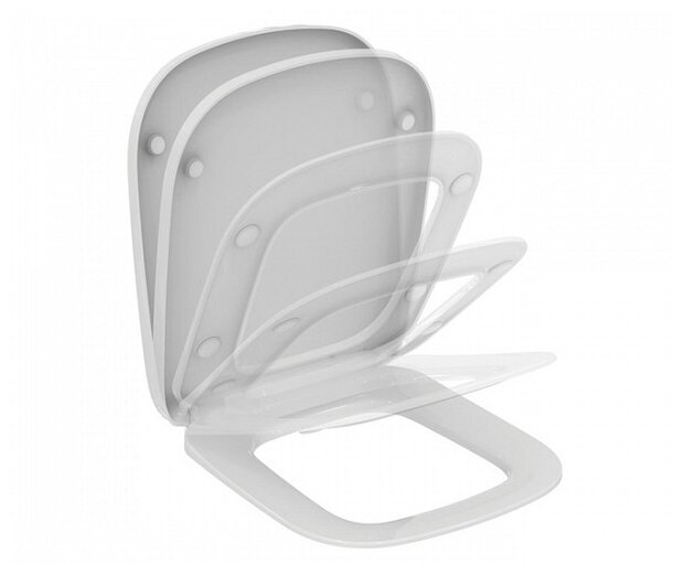 Крышка-сиденье для унитаза Ideal STANDARD Esedra T3183