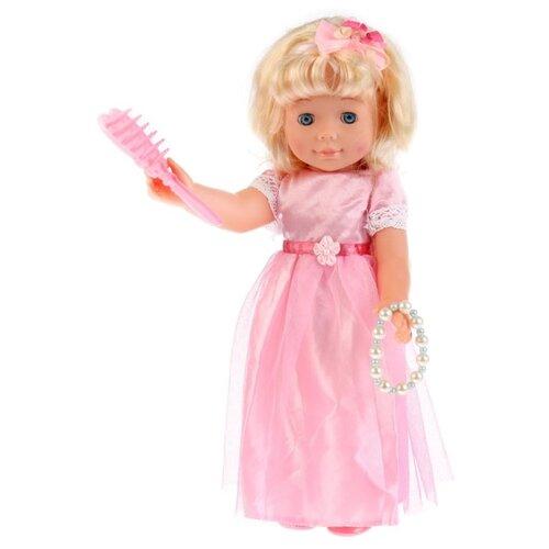 Купить Кукла Карапуз Анна, 40 см, POLI-08-B-RU, Куклы и пупсы