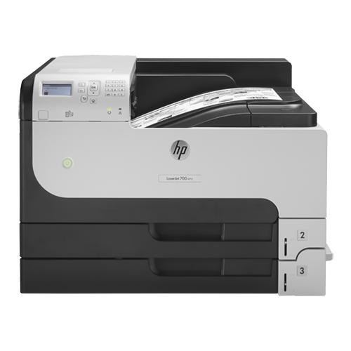 Фото - Принтер HP LaserJet Enterprise 700 Printer M712dn (CF236A), белый/черный принтер hp laserjet enterprise m611dn 7ps84a