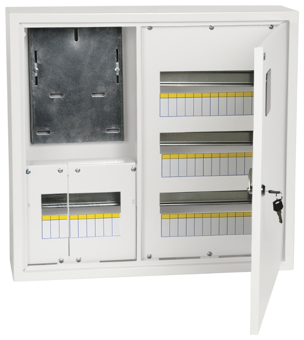 Щит учетно-распределительный IEK навесной, модулей: 42 MKM33-N-42-31-ZO