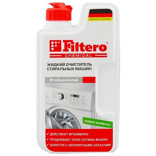 Filtero Жидкий очиститель 250 мл шампунь жидкий шёлк 250 мл i c lab individual cosmetic шампунь жидкий шёлк 250 мл