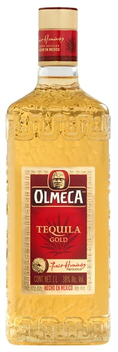 Текила Olmeca Gold, 1 л