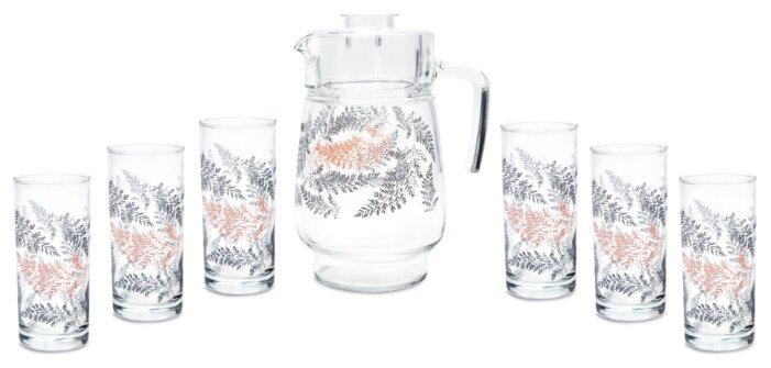 Набор Luminarc Cyrus кувшин + стаканы 7 предметов