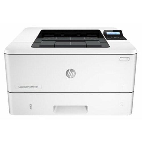 Принтер HP LaserJet Pro M402dne, белый