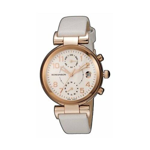 Наручные часы ROMANSON RL4211FLR(WH)WH цена 2017