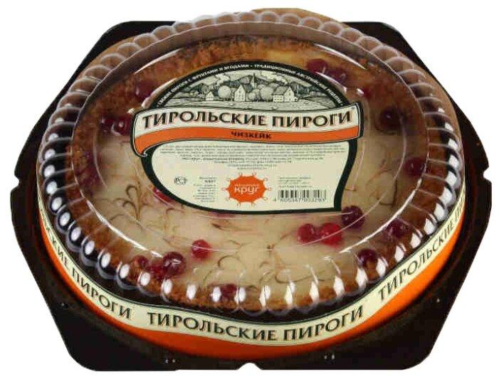 Пирожное бисквитное Тирольские пироги Чизкейк-Карамель, 290 г
