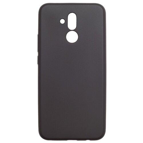 Чехол Akami Soft-touch для Huawei Mate 20 Lite (силикон) черный