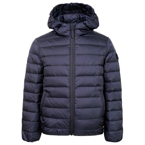 Купить Куртка Il Gufo P20GR140N0035 размер 116, 495 синий, Куртки и пуховики