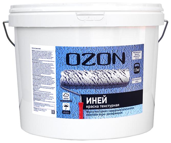 Декоративное покрытие OZON ИНЕЙ