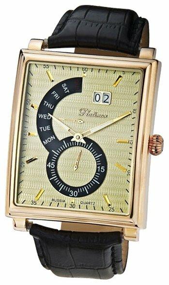 Наручные часы Platinor 51750.428