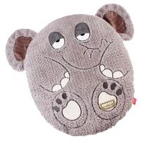 Лежак для кошек, для собак GiGwi Snoozy Friendz Слон 57х40х6 см серый