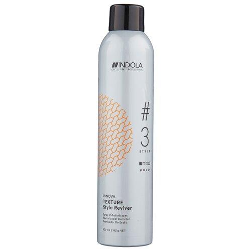 Сухой шампунь Indola Innova Texture #3 Style Reviver, 300 мл крем для создания локонов 150 мл indola indola стайлинг
