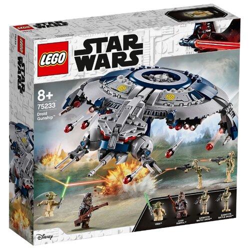 Конструктор LEGO Star Wars 75233 Дроид-истребительКонструкторы<br>