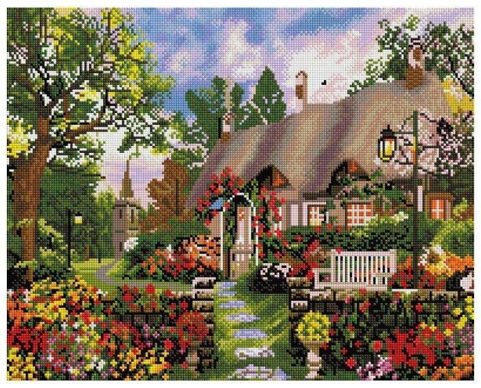Белоснежка Набор алмазной вышивки Любимый дом (344-ST-S) 50x40 см